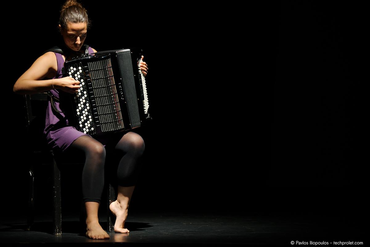 Monologe II // Instrument // Bewegung